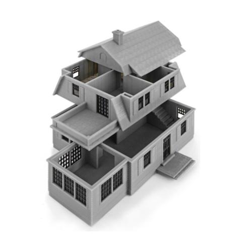 изработка на архитектурни макети