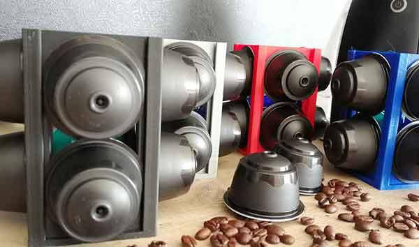 Поставки за капсули кафе