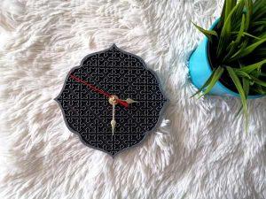 Стенен часовник Summer - Crossy
